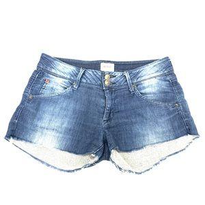 Hudson Jeans Women's Size 27 Cut Off Denim Shorts